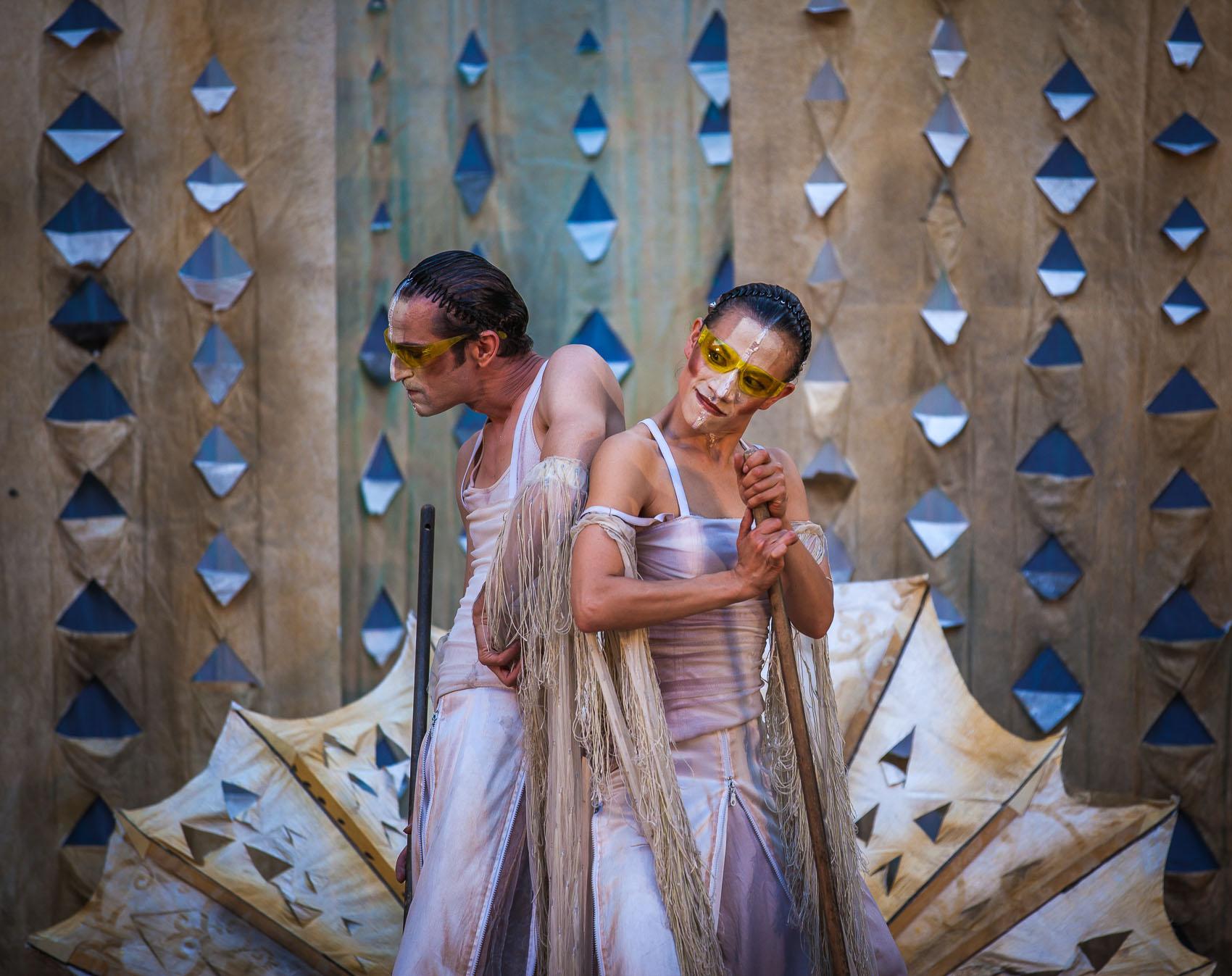 """""""Ein Sommernachtstraum"""" der Shakespeare-Company Berlin"""